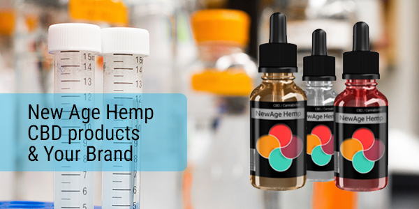 CBD White Label Supply Chain |